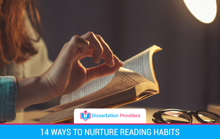 14 Ways to Nurture Reading Habits