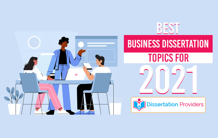 dissertation topics in business