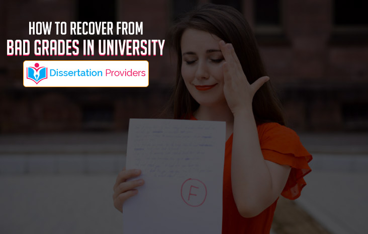 How to Recover from Bad Grades in University