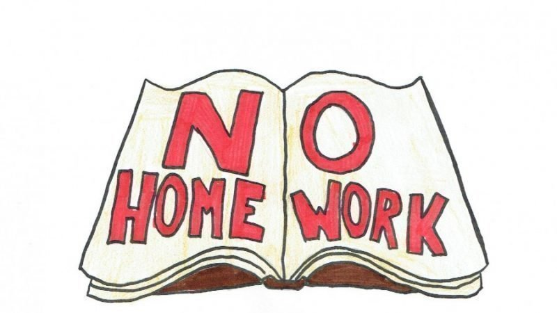 No-Homework Policy: Is it Good or Bad for Academic Learning?