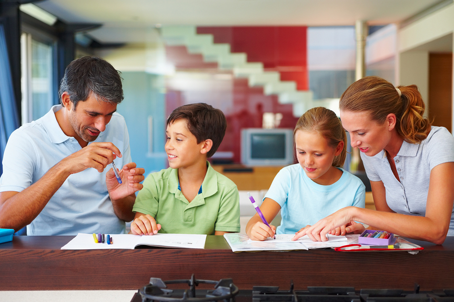 When And To What Extent Can Parents Think Of Helping Their Children With Homework?